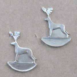 RE-20 Fancy Hound Studs – Rachel Eardley