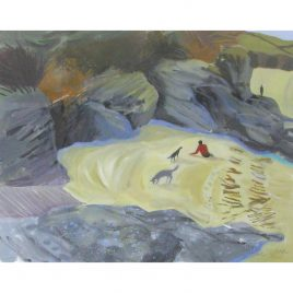 C5017 Rocky Coast and Sea Pools – Louise Waugh