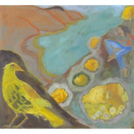 C5051 The Girl Who Saw The Golden Oriole – Ann Farley