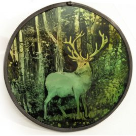 C5216 Stag – Clare Maryan Green