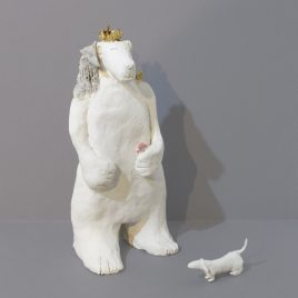 C5253 Guardian of the Forest 1 – Sue Calcutt
