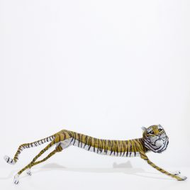 C5269 Tiger Stretching – Val George