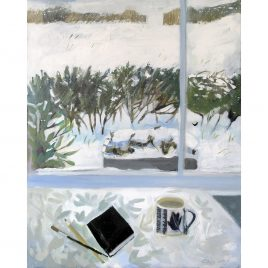 C5275 Winter From My Window – Louise Waugh