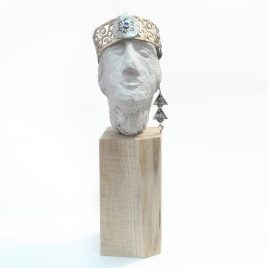 C5278 King with Ornate Crown – Ann Farley
