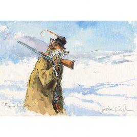 C5237 Exmoor Winter – Jonathan Walker