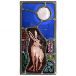 C5215 Hare by Moonlight – Clare Maryan Green