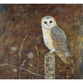 C5224 Barn Owl – Anne Mortimer