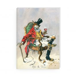 'After the Chase' by Jonathan Walker Greetings Card