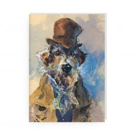 'Old Lad' by Jonathan Walker Greetings Card