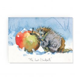 'The Last Windfall' by Jonathan Walker Greetings Card