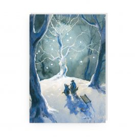 'The Miracle' by Jonathan Walker Greetings Card