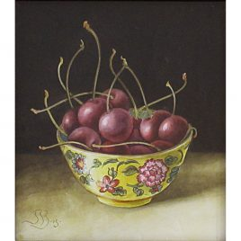 C3693 Cherries – Jenny Barron