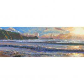 C4978 Sunset at Polurrian Beach – Neville Cox