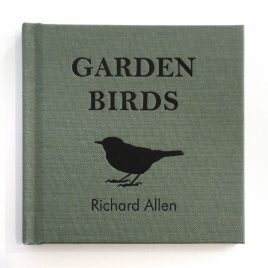 Garden Birds by Richard Allen (Signed Copy)