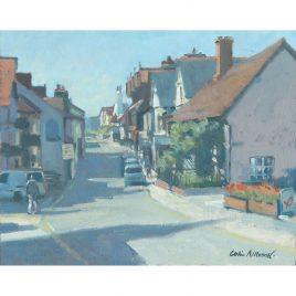 C4914 Porlock High Street – Colin Allbrook
