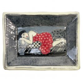 X4520 Large Rectangular Plate – Louise Gardelle