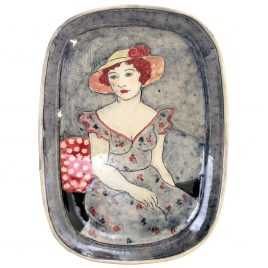 X4523 Large Tray – Louise Gardelle