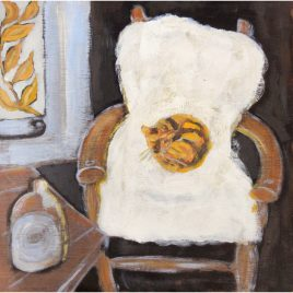 C5330 Cat's Chair – Ann Farley