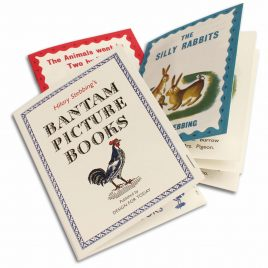 Hilary Stebbing and her Bantam Picture Books. A limited edition of 850 numbered copies.