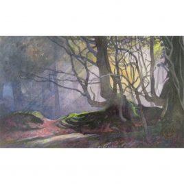 C5662 Enchanted Woods – Monica Ismay Horn