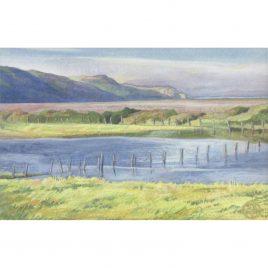 C5672 Porlock Marsh – Monica Ismay Horn