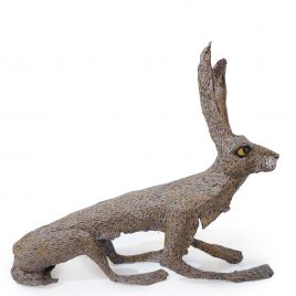 Sitting Hare – Val George
