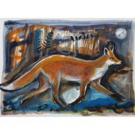 C5816 Fox – Madeleine Town