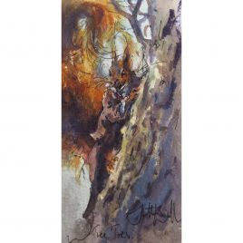 C5863 Tree Toes – Jonathan Walker
