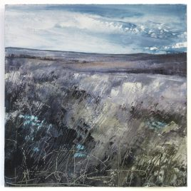 C5896 Moorland in Winter- Tess Armitage