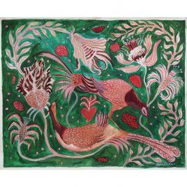 C6003 Pheasants – Sarah Raphael Balme