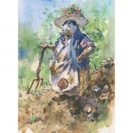 C6096 Mavis in the Muck – Jonathan Walker