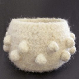 C6155 Wool Vessel- Maisie Kennet