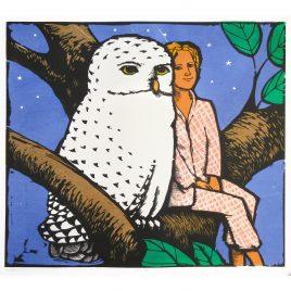 C6159 Owl III – Frans Wesselman