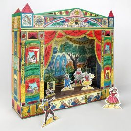 Pantomime Advent Calendar by Emily Sutton