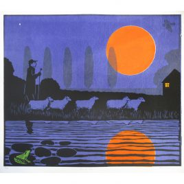 C6158 Summer Moon – Frans Wesselman