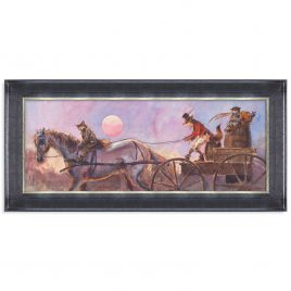 Cider Brandy Moon – Limited Edition Canvas Print by Jonathan Walker