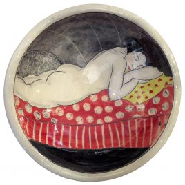 X4974 Large Bowl – Louise Gardelle