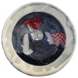 X4976 Large Bowl – Louise Gardelle