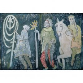 1178C The Night Journey – Ann Farley