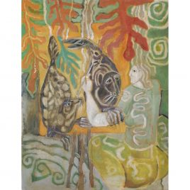 1183C Painting The Seals – Ann Farley