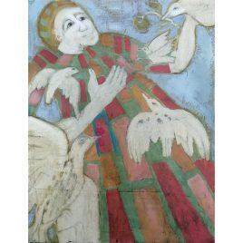 1177C St Francis – Ann Farley