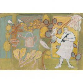 1176C The Gardener – Ann Farley