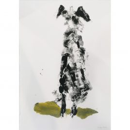 1161C Skinny Hound – Sally Muir