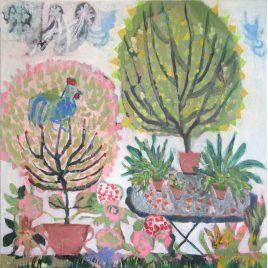 1231C Potting Table – Cornelia O'Donovan MA RCA