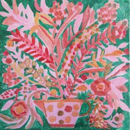 1233C Emerald Green – Cornelia O'Donovan MA RCA