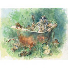 1237C The Spring Soak – Jonathan Walker