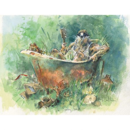 The Spring soak