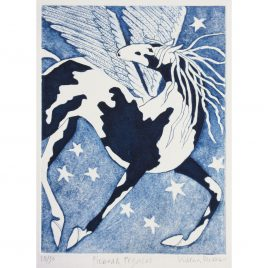1450C Piebald Pegasus – Victoria Keeble