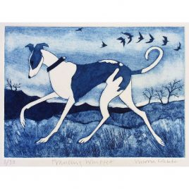 1448C Prancing Whippet – Victoria Keeble
