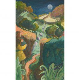 1512C Towards the Moon – Sue Onley